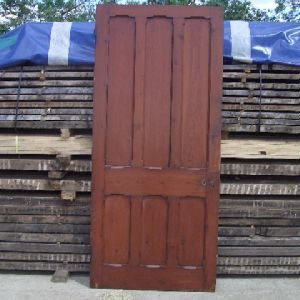 Stop Chamfer Moulded 6 Panelled Pine Doors