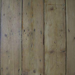 Victorian Rustic Pine Floorboard