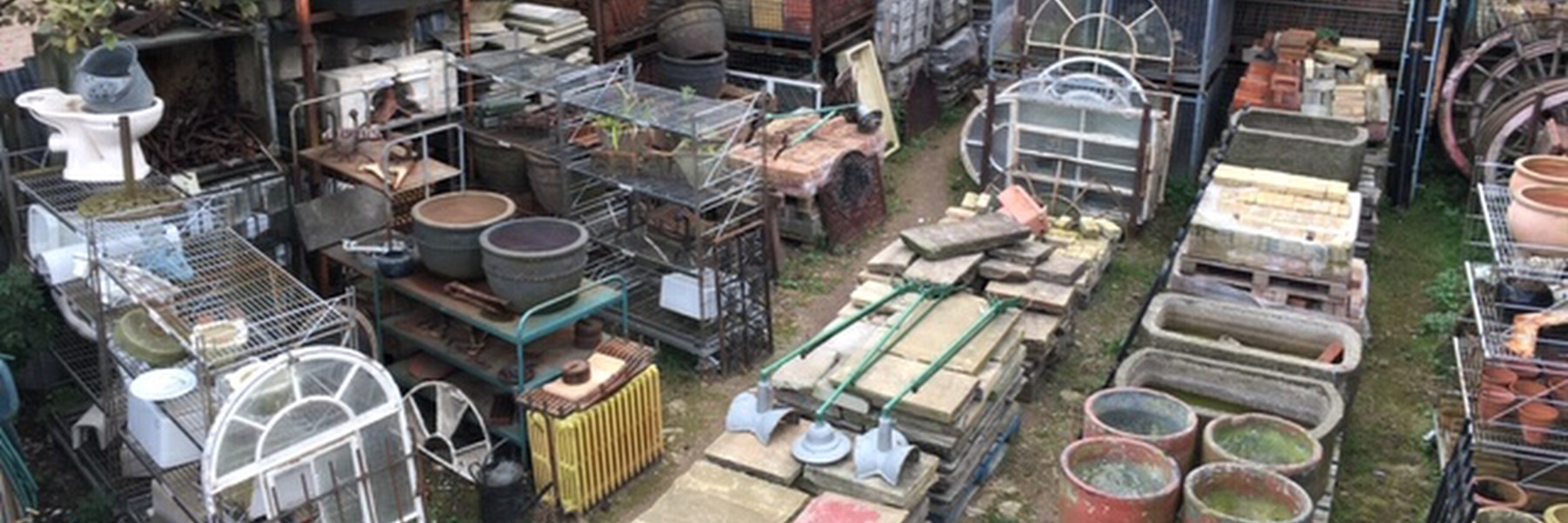 treesave reclamation yard with period building materials suffolk